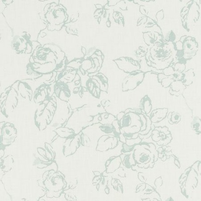Clarke & Clarke Delphine floral wallpaper and fabric