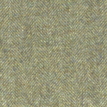 Ian Mankin Haworth Sage wool fabric