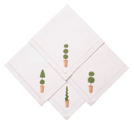 OKA Topiary napkins