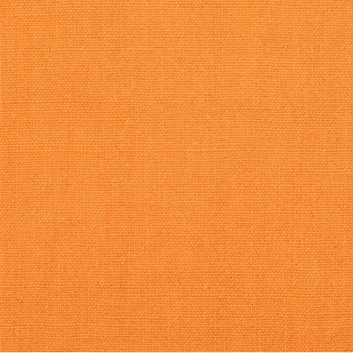 Designers Guild Brera Lino Saffron orange linen curtains upholstery