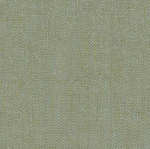 Multipurpose washed green linen in Sage