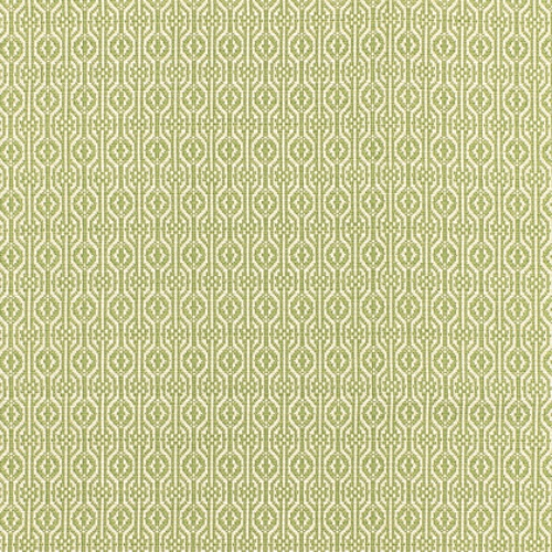 Thibaut Jelena Apple green weave fabric