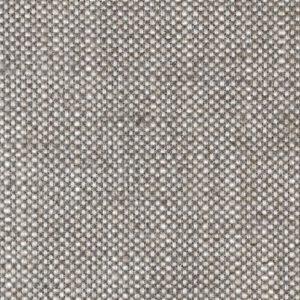 Ian Mankin Newbury Hopsack Dark Grey linen