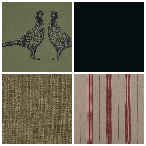 Barneby Gates pheasants came green wallpaper