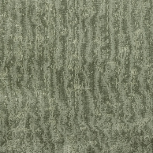 Zoffany Curzon sage green crushed upholstery velvet