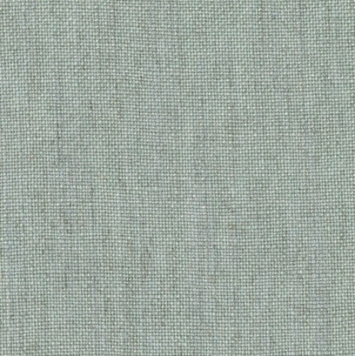 Lewis & Wood Oaksey Linen Sea Holly duck egg blue linen fabric