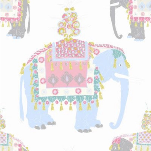 Charlotte Gaisford Orlando the Great Dream childs bedroom fabric
