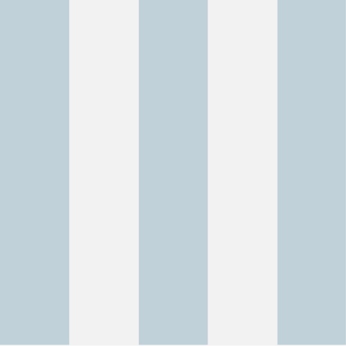 Cole & Son Glastonbury Stripe blue striped wallpaper