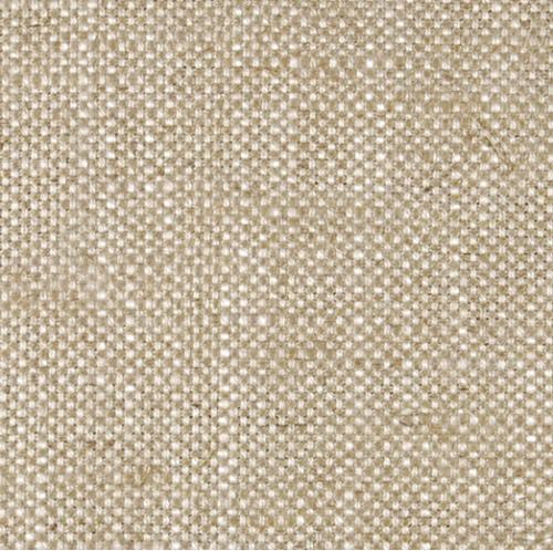 Ian Mankin beige soft linen weave