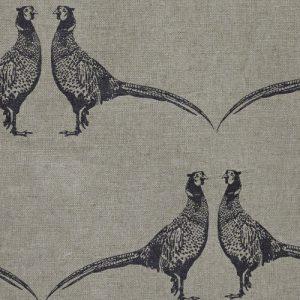 Barneby Gates Pheasant charcoal