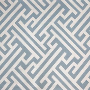 Korla Grand Bhutan Lattice angel blue best roman blind fabrics