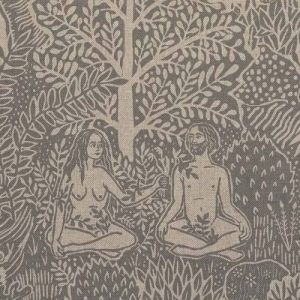 Cocoon Home Wildwood Adam & Eve style fabric