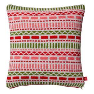 Donna Wilson Geometric pink cushion - 10 best cushions