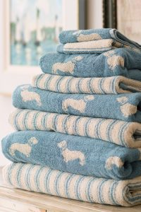 Emily Bond Bath Towels Christmas Gifts
