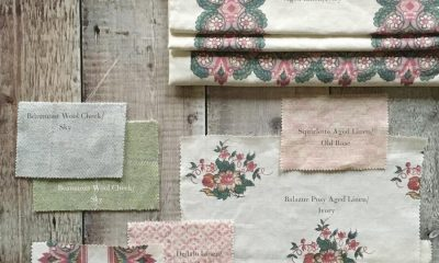 A new take on vintage florals