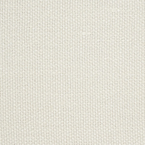 Sanderson Wood Plain Ivory linen curtain fabric