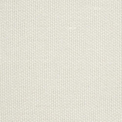 Sanderson Wood Plain Ivory linen curtain fabric