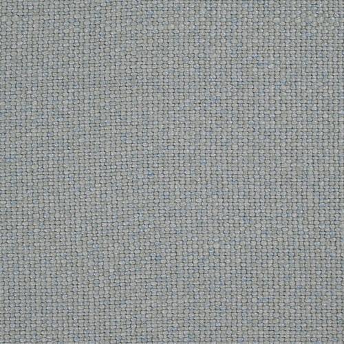 Sanderson Woodland Plain Grey Blue upholstery linen