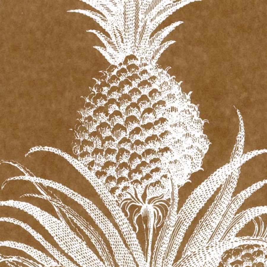 Studio Printworks Petite Pineapple White Kraft