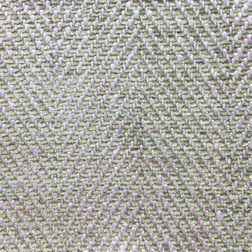 Andrew Martin Simmit Palm green herringbone weave fabric