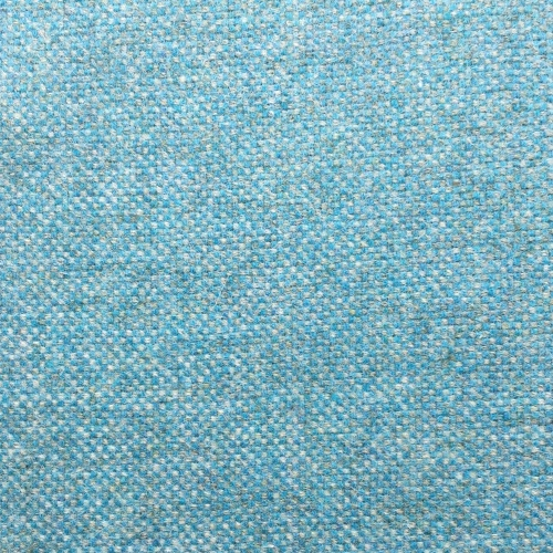 Kirkbydesign Cross Ocean aqua wool