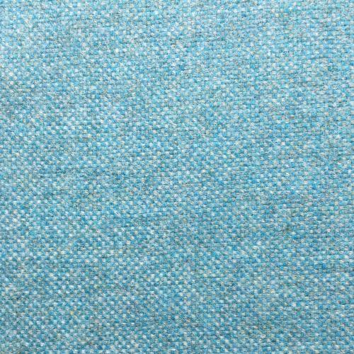 Kirkbydesign Cross Ocean aqua wool