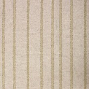 Neptune Jack Sage striped green fabric