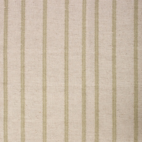 Neptune Jack Sage striped green fabric