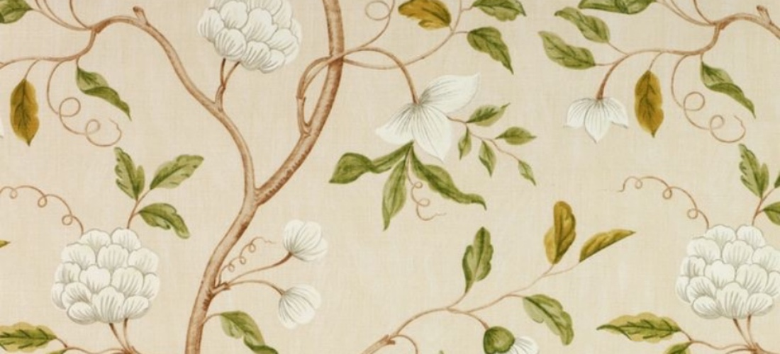 Colefax & Fowler Snow Tree Cream