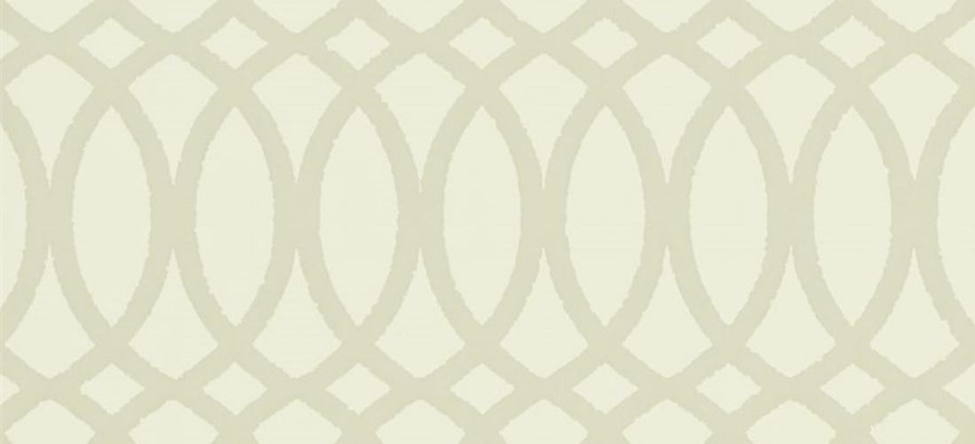 Harlequin Erin geometric stone beige wallpaper