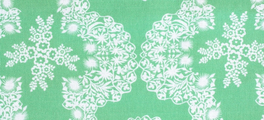 Charlotte Gaisford Chandolin Flower Green