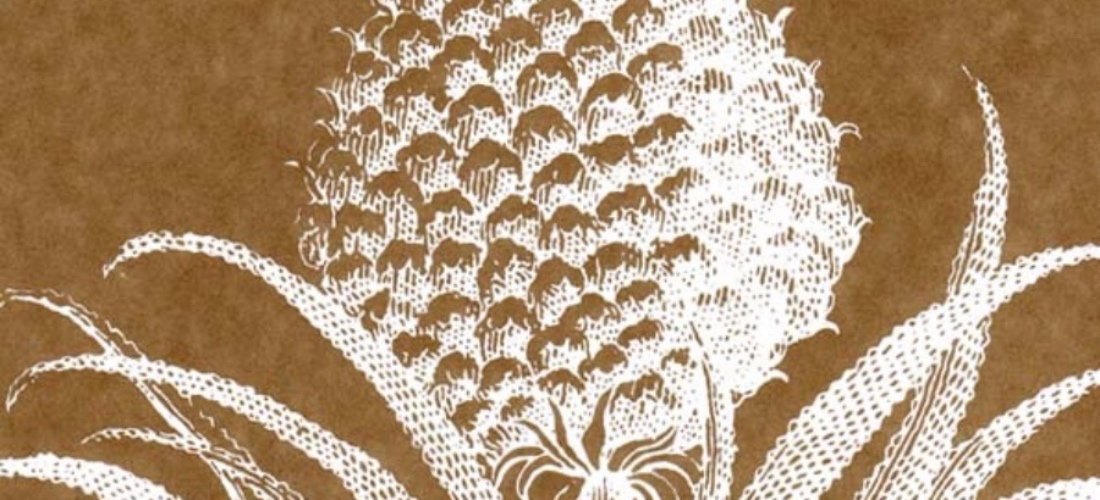 Studio Printworks Pineapple