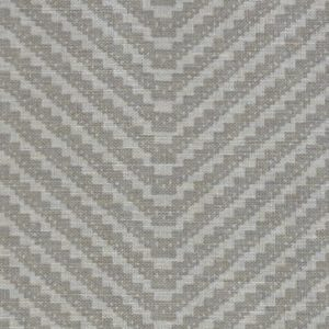 Barneby Gates Chevron grey fabric close up