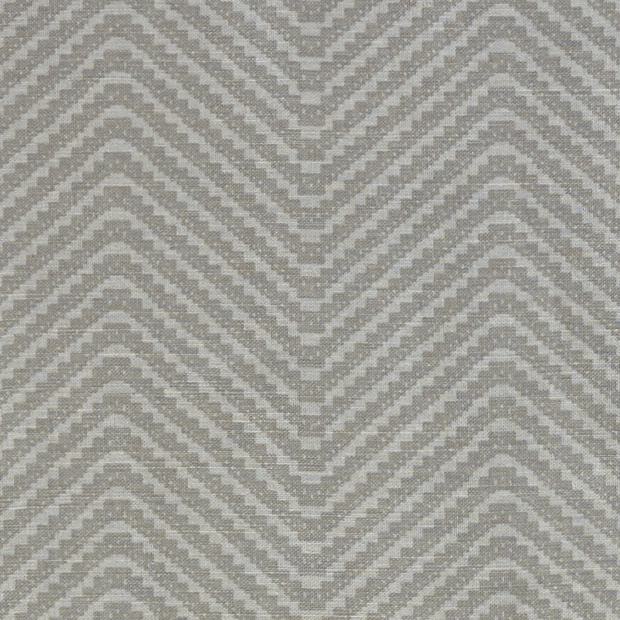 Barneby Gates Chevron grey fabric