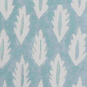 Molly Mahon Fabric Forest Duckegg