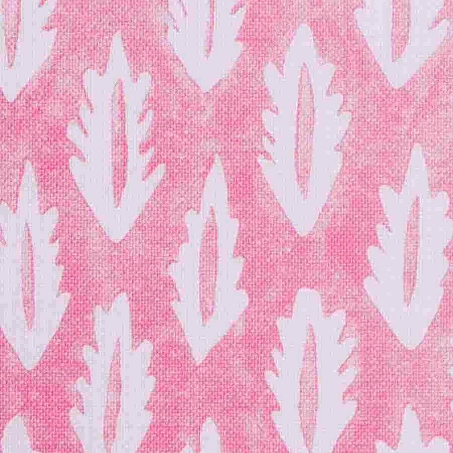 Molly Mahon Fabric Forest Pink