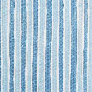Molly Mahon Fabric Stripe Blue