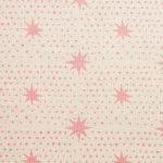Molly Mahon Fabric Spot & Star Rose