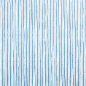 Molly Mahon Stripe Blue stripe fabric
