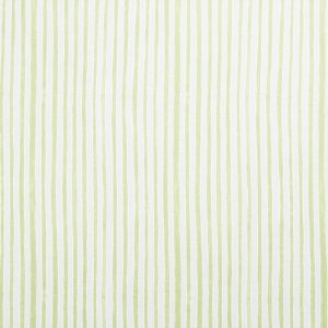 Molly Mahon Stripe Green striped fabric