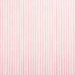 Molly Mahon Stripe Pink striped fabric
