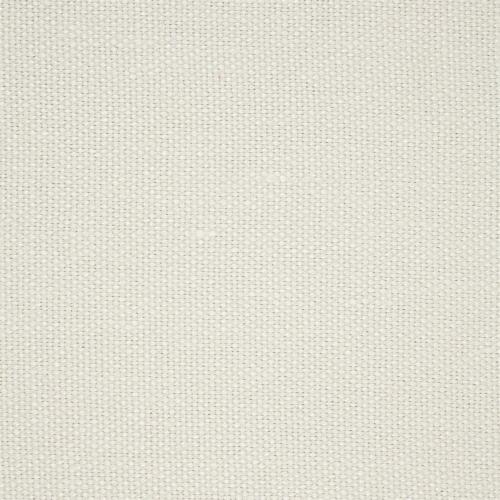 Sanderson Woodland Plain Ivory linen fabric