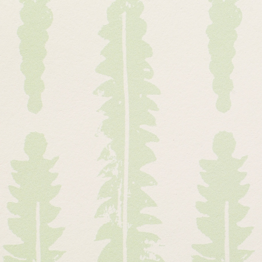 Molly Mahon Wallpaper Fern Sage