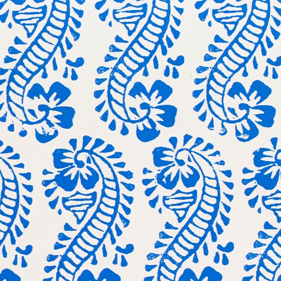 Molly Mahon Lani denim blue