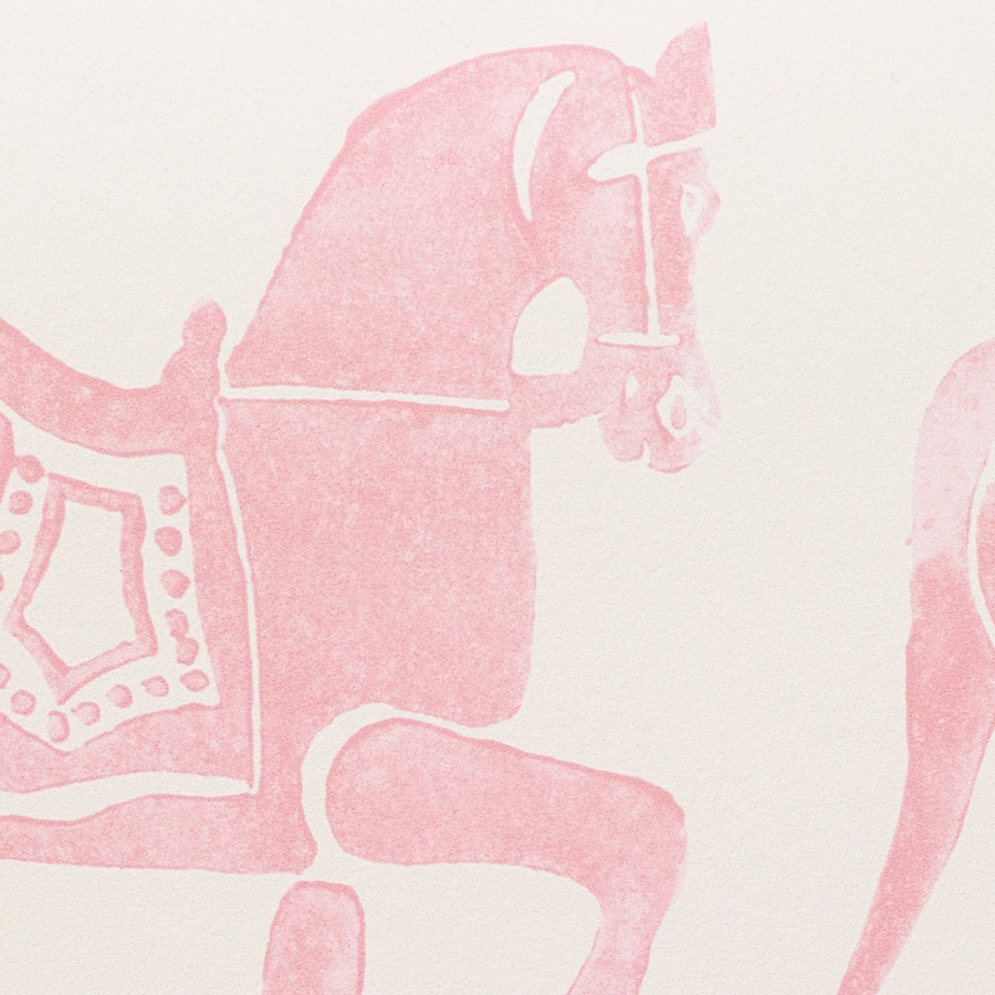 Marwari Horse Wallpaper By Molly Mahon Rose Patternspy Shop