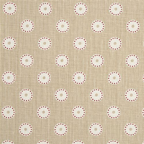 Vanessa Arbuthnott Pretty Maids spotty fabric