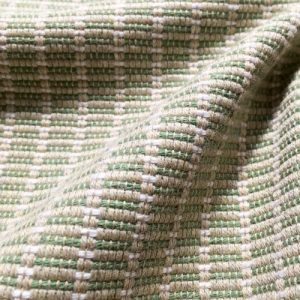 Ian Mankin Gloucester Sage heavy weave textured fabric