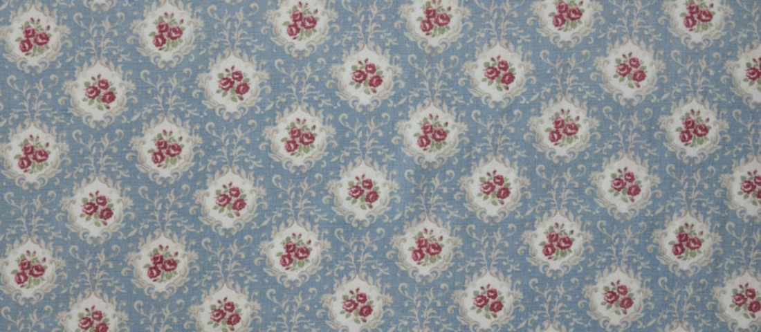 Inchyra Linen Posy Old Blue