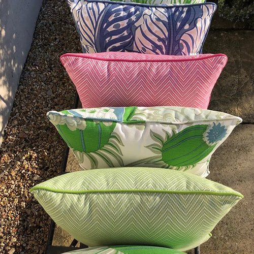 Amelfi outdoor cushions