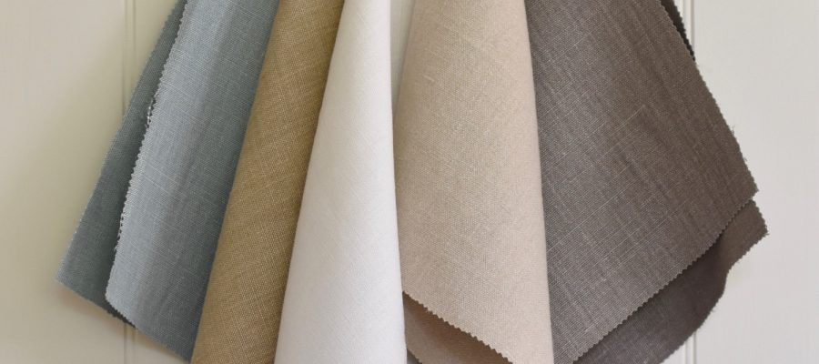 PatternSpy Perfect Plain Linen best for curtains and upholstery